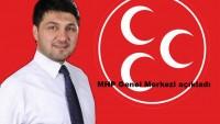 MHP'nin Adayı Fatih Çetinkaya