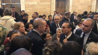 60+ Tazelenme Üniversitesi Antalya Kampüsünden Cumhurbaşkanı Recep Tayyip Erdoğan'a Ziyaret