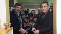 Menderes İlk Okulunda Spor Odası Açıldı
