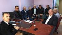 AK Parti'den Vergi Haftası Ziyareti