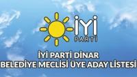 İYİ Parti Belediye Meclis Üyesi Adayları