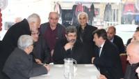 Milletvekili Özkaya Dinar'ı Ziyaret Etti