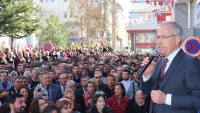 Millet İttifakı Seçim Bürosu Açıldı