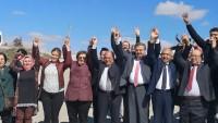 Milletvekili Yurdunuseven Dazkırı'da Seçim Çalışmalarına Katıldı