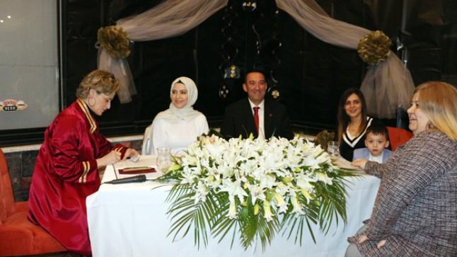 Dinar Haber Genel Yayın Yönetmeni Ramazan Gürbüz'ün Oğlu Evlendi