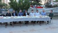 İlçe Emniyet Müdürlüğü mensuplarına iftar verdi