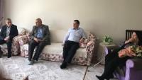 Engelli Vatandaşlar Ziyaret Edildi