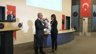 Saffet Acar 2019 GeroDut Ödülünü Aldı