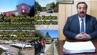 MHP Dinar İlçe Başkanı Mustafa Karahan 100 gün sözünü açıkladı