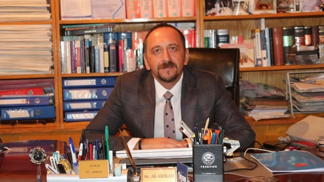 Başkan Arıkan, Okullar İçin Yazı Basın Açıklaması Yaptı