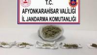 Dazkırı'da Uyuşturucu Operasyonu
