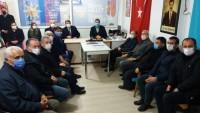 Milletvekili Özkaya Dinar'da Bir Dizi Ziyaretler Gerçekleştirdi