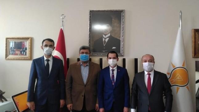 Dazkırı Heyetinden Ankara Çıkarması