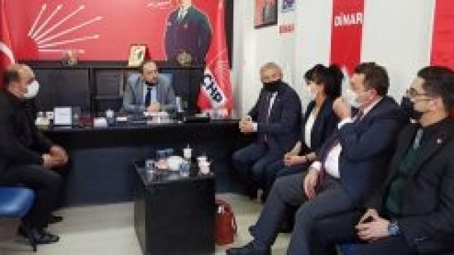 CHP'li Vekiller Vatandaşların Sorunlarını Dinledi