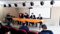 Dinar İlçe Milli Eğitim Müdürlüğü 2. Dönem Müdürler Kurulu Toplantısı Gerçekleşti
