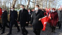Mustafa Kemal Atatürk'ün ilçemize gelişinin 91.yıl dönümü