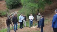 Norgas Piknik Alanında Çalışmalar Başlayacak