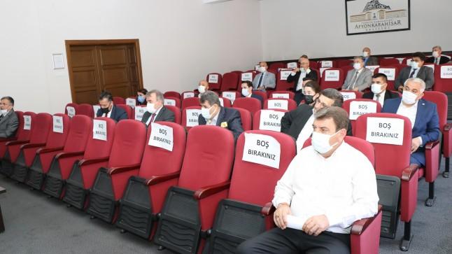 Başkan Sarı, Sanayi ve Teknoloji İl Müdürlüğü İl Planlama ve Geliştirme Kurulu toplantısına katıldı