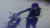 Motosiklet Hırsızlığı An be An Kamerada