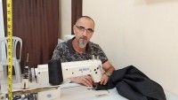 İzmir Terzisi Oktay Karabudak Artık Dinar'da