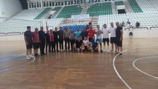 Voleybol Turnuvasında 1. Hafta tamamlandı