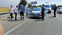 Dinar-Sandıklı Karayolunda Trafik Kazası 6 Kişi Ağır Yaralandı