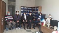 İlçe Milli Eğitim Müdürlüğümüzden Okullara Ziyaret
