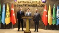 Dazkırı'ya Yeni Emniyet Müdürlüğü Binası