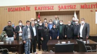 Gazi Mehmet Çavuş Mahallesi'nin tapu sorunu çözülüyor