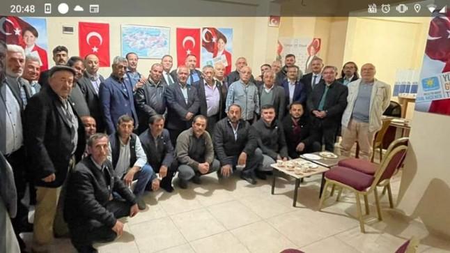 42 Kişi İYİ Parti'ye Katıldı