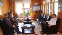 Başkan Sarı'dan Camiler ve Din Görevlileri Haftasında anlamlı ziyaret