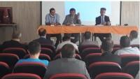 İl Milli Eğitim Müdürlüğü Koordinasyonunda Eğitimde Kaliteyi Arttırmaya Yönelik Toplantı Yapıldı