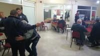 Dinar'da 107 Polis İle Operasyon
