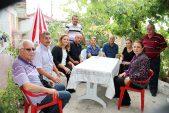 CHP Milletvekili Köksal Yaralı Askerin Ailesine Acil Şifalar Diledi