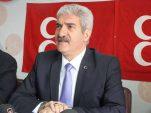 MHP İl Başkanı Raşit Demirel Açıklama Yaptı