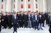 Dinarlı Ak Gençler Ankara'da