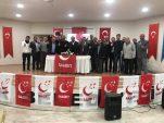 Saadet Partisi Dinar Kongresi Yapıldı