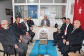 Sendika Temsilcilerinden Ak Parti'ye Teşekkür Ziyareti