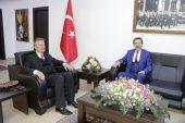 Tarlacı Afyonkarahisar ve Dinar'da Çeşitli Ziyaretler Gerçekleştirdi