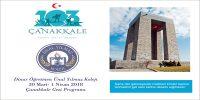 Özel Kolejden Çanakkale Gezisi