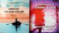 Hasan ALPARS'ın 2'inci ve 3'üncü Kitapları Çıktı
