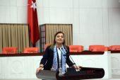 Milletvekili Köksal Mecliste halkın sesi oldu