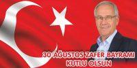 Belediye Başkanı Saffet Acar 30 Ağustos Zafer Bayramını Kutladı