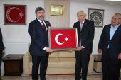 AK Parti Milletvekili Ali Özkaya, ESOB'u ziyaretinde sert konuştu