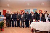 Dinar'da İYİ Parti'de Bayrak Değişimi Yapıldı