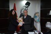 Gerontologlar Derneğin'den Başkan Acar'a Teşekkür