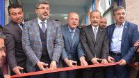 AK Parti Evciler Seçim Bürosu Açıldı