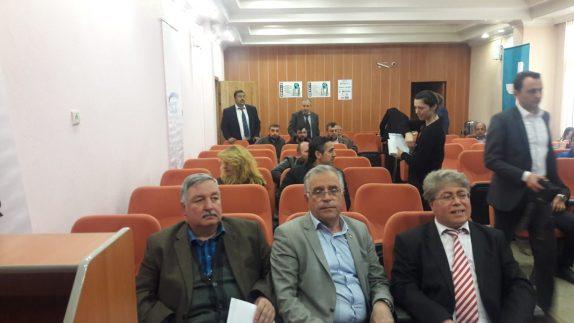 DİTSO'da Bilgilendirme Toplantısı Yapıldı
