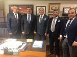 Başkan Savaş'tan Ankara Çıkarması