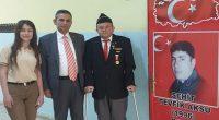 Mehmet Çavuş Lisesinden Şehitlerimize Büyük Saygı